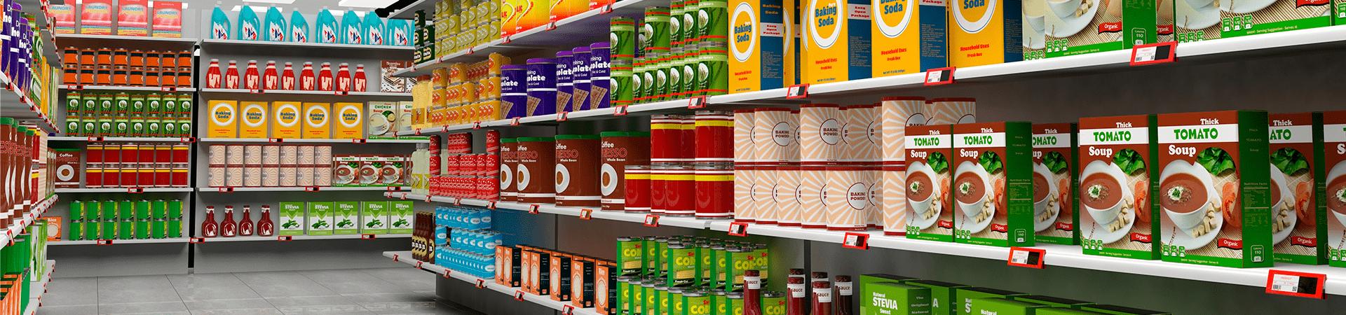 Cómo acomodar tus productos en el punto de venta